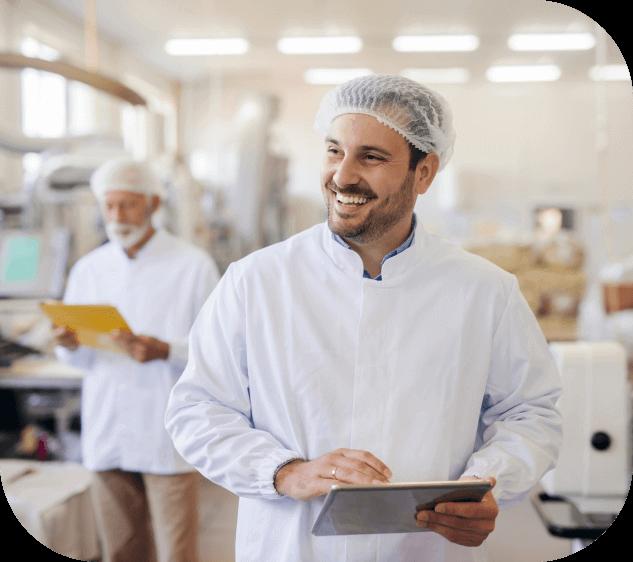 Branche Voedingsindustrie