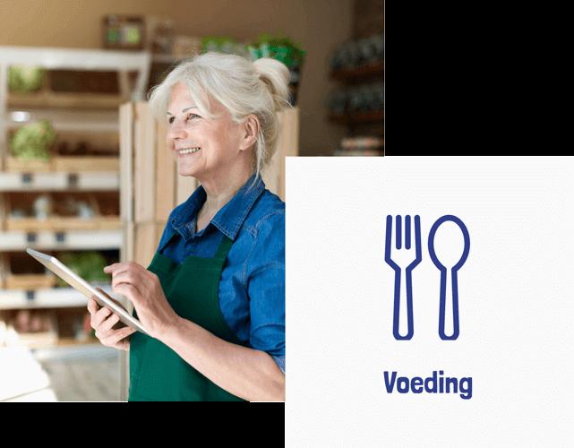 Voeding industrie branche
